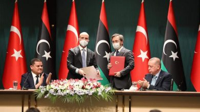 Photo of مذكرة تفاهم للتعاون والشراكة في مجال الإعلام بين ليبيا وتركيا