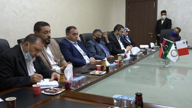 Photo of زيارة وزير المالية والعمل المالطي إلى مدينة مصراتة