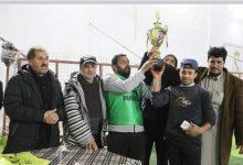 Photo of اختتام دوري المؤسسات لكرة القدم الخماسية بالبيضاء