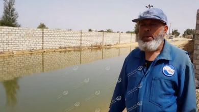 Photo of طفح مياه الصرف الصحي تنذر بكارثة بيئية في اجدابيا