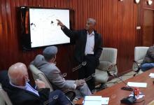 Photo of اجتماع مصلحة الآثار غدامس لبحث  الاعتداءات والزحف العمراني