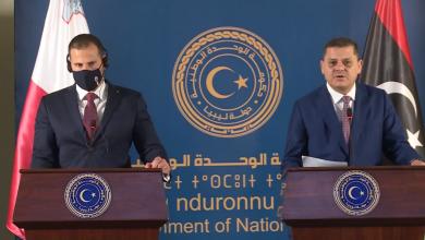 Photo of بيان صحفي مشترك لرئيس حكومة الوحدة الوطنية المكلف و رئيس وزراء جمهورية مالطا