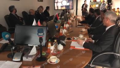 Photo of وزير الصناعة والمعادن يزور الشركة الليبية للحديد والصلب بمصراتة