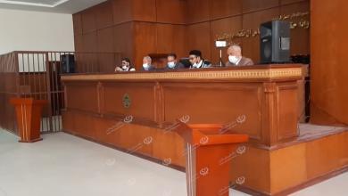 Photo of كلية القانون ومحكمة بني وليد تناقشان في جلسة علمية إشكاليات وثيقة عقد الزواج
