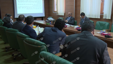 Photo of اجتماع وزراء التخطيط والمالية و الاقتصاد حول إعادة هيكلة النظام المالي للدولة الليبية