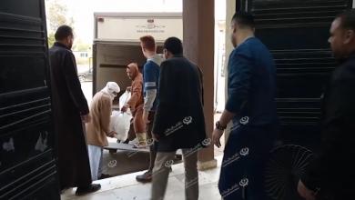Photo of توزيع (100) سلة غذائية على الأسر المحتاجة بمدينة مسلاتة