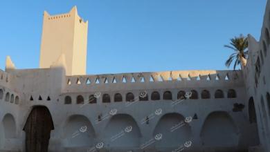 Photo of (جامع تندرين) واحد من (37) مسجد في المدينة القديمة غدامس
