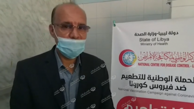 Photo of انطلاق حملة التطعيم ضد فيروس (كورونا) في صرمان