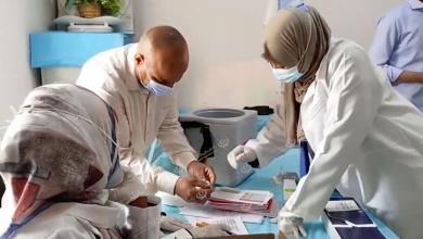 Photo of انطلاق حملة التطعيم ضد فيروس (كورونا) في أوباري