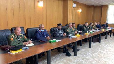 Photo of اللجنة العسكرية المشتركة (5+5) ترحب بدعوة مجلس الأمن لوقف القتال في ليبيا