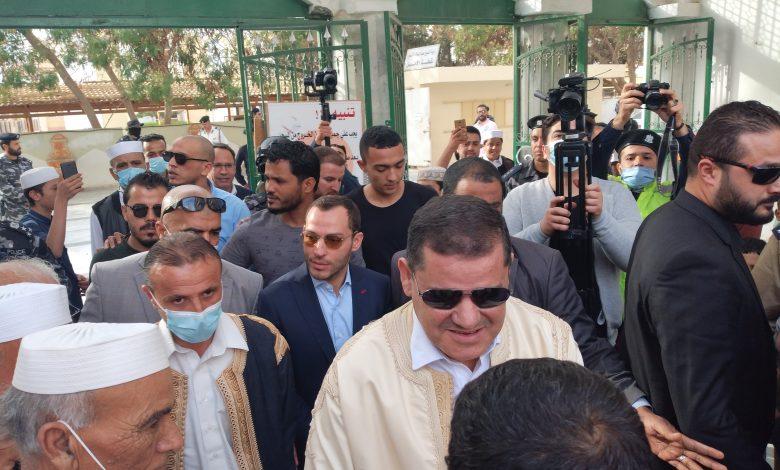Photo of رئيس وزارء حكومة الوحدة الوطنية يزور بلدية زليتن