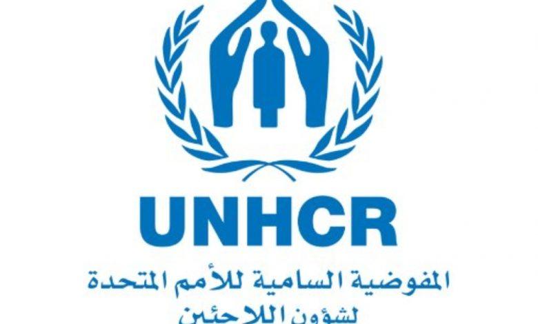 المفوضية السامية للأمم المتحدة لشؤون اللاجئين - UNHCR)