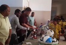 Photo of اختتام دوري كرة القدم للأشبال داخل أكاديمية الفرسان  بسبها