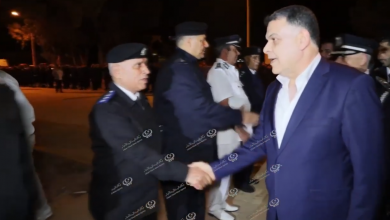 Photo of وزير الداخلية يزور مديرية أمن سلوق قمينس