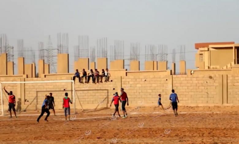 Photo of اختتام دوري كرة القدم بنادي الجزيرة بسبها