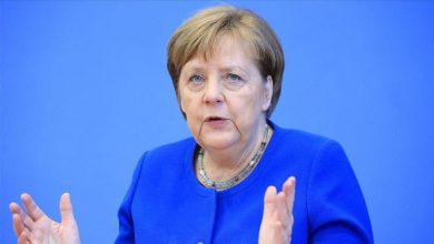 Photo of المستشارة الألمانية تبلغ الرئيس التركي بأن انسحاب القوات الأجنبية من ليبيا إشارة مهمة