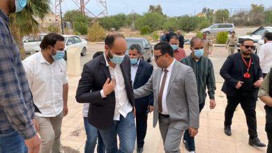 Photo of وزير العمل والتأهيل في زيارة تفقدية لمكتب العمل ببلدية سرت