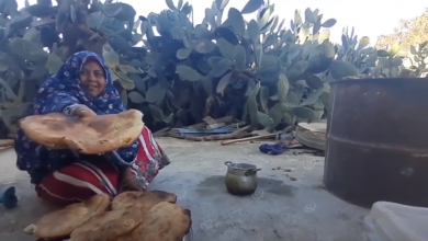 Photo of صناعة (خُبز التنور) والإقبال عليها في رمضان